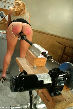 Teacher isn't against of spanking and sexual experiments - XXXonXXX - Pic 2