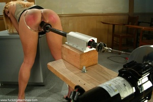 Teacher isn't against of spanking and sexual experiments - XXXonXXX - Pic 3