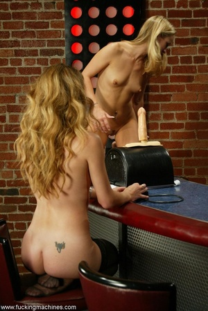 Bar is a good place for drinking and sex machine usage - XXXonXXX - Pic 9