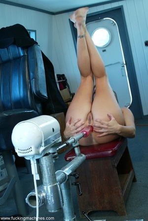 Female sailor uses her technical knowledge in dirty things - XXXonXXX - Pic 15