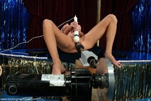 Marvelous stripper performs unforgettable show at the stage - XXXonXXX - Pic 16