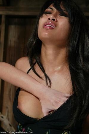 Slutty Asians know how to replace dicks with dildos - XXXonXXX - Pic 2