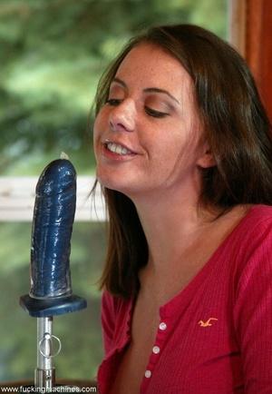 Sweet busty MILFs have fun playing with sex machines - XXXonXXX - Pic 11