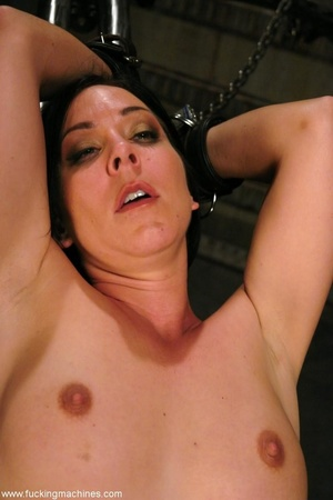 Machine driven dildos infiltrated inside a sweet pussy - XXXonXXX - Pic 15