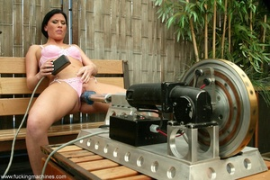 Mature mom got a very brutal fuck by a fucking engine - XXXonXXX - Pic 1