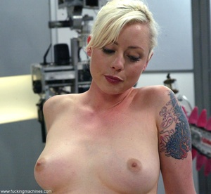 Sweet blondes decide to try their new fucking engine - XXXonXXX - Pic 4