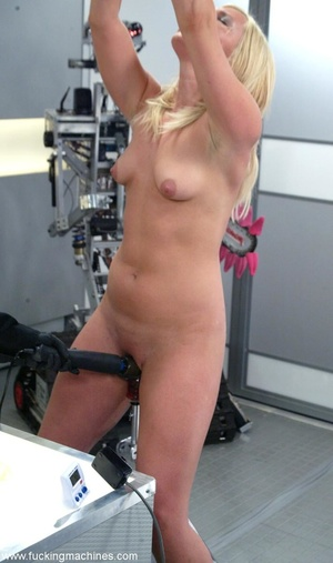 Sweet blondes decide to try their new fucking engine - XXXonXXX - Pic 13