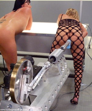 Naughty bitches get attached to breast pump machines - XXXonXXX - Pic 4