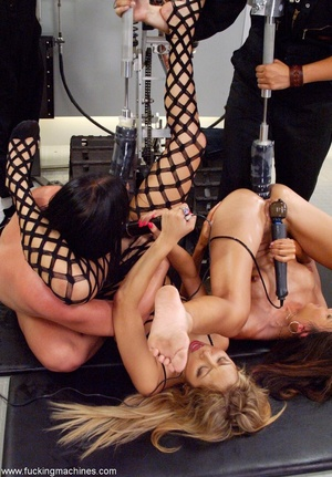 Naughty bitches get attached to breast pump machines - XXXonXXX - Pic 9
