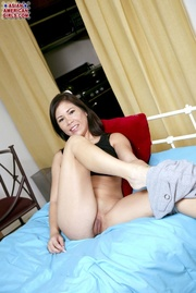 asian black top and