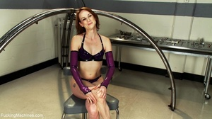 Slender darling wants some kinky action  - XXX Dessert - Picture 2