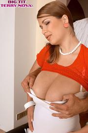 horny babe white skirt