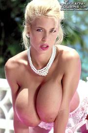 cute blonde pink lingerie