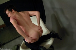MILF ladyboy loves getting sucked by you - XXX Dessert - Picture 18