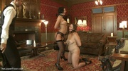 ball-gagged submissive women must