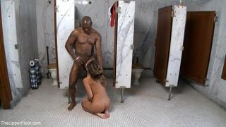 black, intro, public, rough sex
