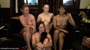 Raunchy lesbian bitches having group sex in the ring - XXXonXXX - Pic 18