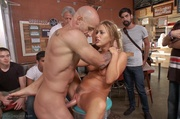 Alison angel xxx Brown