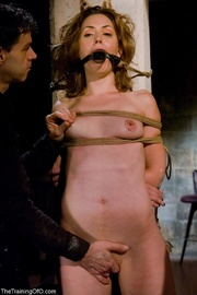 girls get flogged pinched