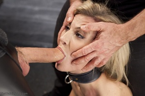 Flawless blonde has a completely kinky s - XXX Dessert - Picture 7