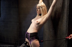 Sexy harlot in hot lingerie is totally i - XXX Dessert - Picture 4