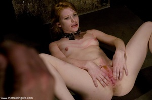 Face fucking and public nudity are part  - XXX Dessert - Picture 11