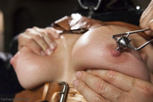 Long-haired submissive is served the cre - XXX Dessert - Picture 5