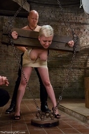 cum-eating slave the one
