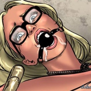 Blonde slave finally learned how to - BDSM Art Collection - Pic 2