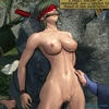 Busty bitches get a painful treatment with wooden stakes. Female General