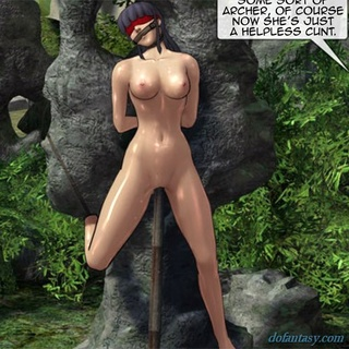 Busty warrior ladies get tortured by - BDSM Art Collection - Pic 4