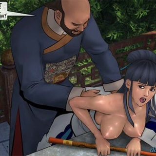 Busty ladies get attacked by some horny - BDSM Art Collection - Pic 3