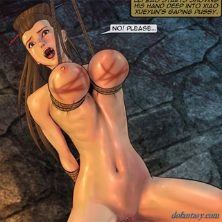 Cute darling is ready for some fisting - BDSM Art Collection - Pic 1