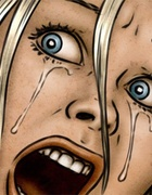 Blue eyed blondie needs to satisfy this man orally. Breeders: New Blood