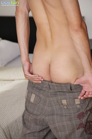 For clean ass fucking lovers enjoy his perfect juicy, fuckable rear - XXXonXXX - Pic 7