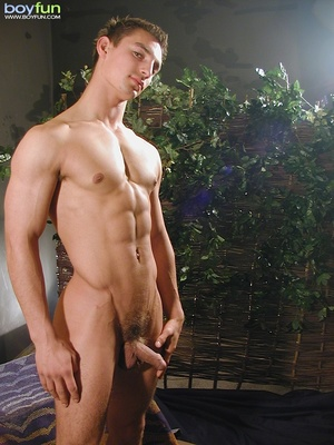 His hard and beautiful cock is waiting for you mouth and ass - XXXonXXX - Pic 7