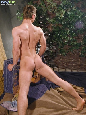 His hard and beautiful cock is waiting for you mouth and ass - XXXonXXX - Pic 9