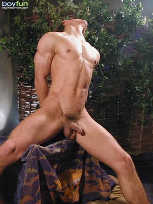His hard and beautiful cock is waiting for you mouth and ass - XXXonXXX - Pic 12