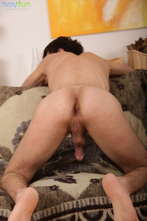Use anything at your disposal to yank your juicy, hard cock - XXXonXXX - Pic 12