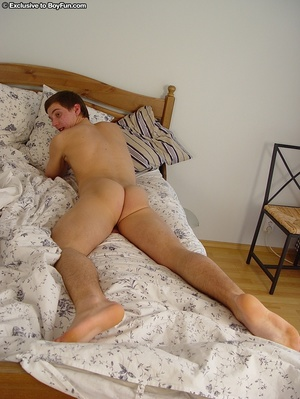 This gay has worked out a lot to get a good rear fuck - XXXonXXX - Pic 10