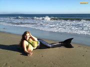 mermaid with huge boobs