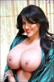 big titty babe playfully