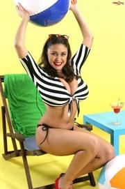 latina with big boobs