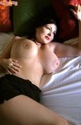 bedroom, big tits, tits, window