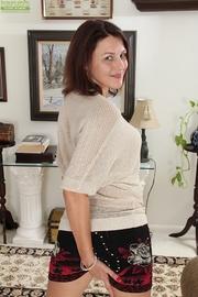 horny housewife tight miniskirt