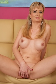 attractive mature milf with