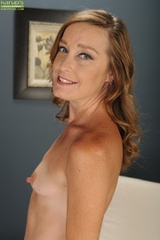 innocent milf-next-door strips and
