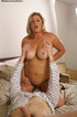 Thick blonde MILF rides a cock and gets cum on her…