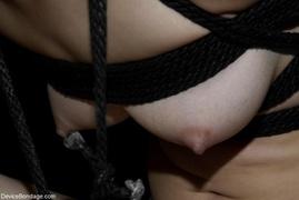 bondage, master, wax