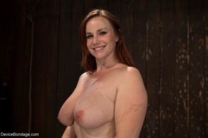 Busty ginger with killer curves can hard - XXX Dessert - Picture 10